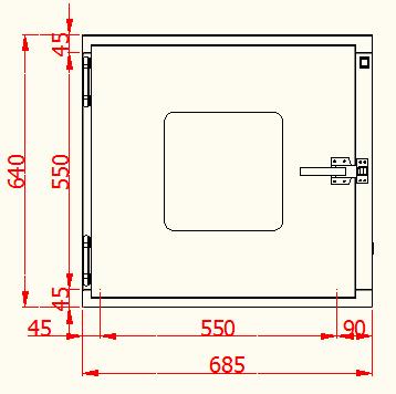 产品展示 风淋室,传递窗 >> 浏览详细       结构图:      工作原理